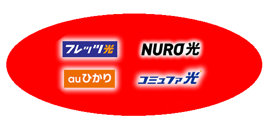 all the information of internet service in Japan